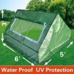 BenefitUSA-GH025-2-Outdoor-Gardening-Greenhouse-Green-0