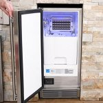 Blaze-50-Lb-15-inch-Built-in-Freestanding-Outdoor-Ice-Maker-With-Gravity-Drain-Stainless-Steel-0-2