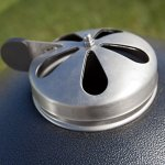 Char-Griller-Akorn-Kamado-Grill-Bonus-Pak-wSmoking-Stone-Cover-0-2