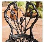 Classic-Tulip-Cast-Aluminum-Outdoor-Patio-3-Piece-Bistro-Set-in-Copper-Tone-Finish-2-Chairs-and-1-Table-0-0