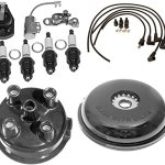 Complete-Tune-Up-Kit-for-Ford-8N-Tractor-w-Side-Mount-Distributor-SN-263844UP-0