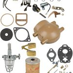 Comprehensive-Maintenance-Tune-Up-Kit-w-Carb-Float-Ford-9N-2N-8N-Front-Mount-0