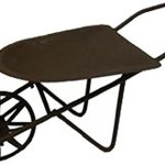 Craft-Outlet-Tin-Wheelbarrow-95-by-4-Inch-0