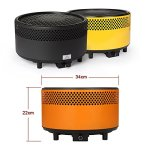 DAZONE-Kbabe-Portable-Charcoal-Grill-for-TailgatingRVBoatsCarApartmentKitchenBeachCamping-0-0