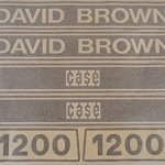 DB1200-Hood-Decal-Set-Made-For-CaseDavid-Brown-1200-Tractor-0