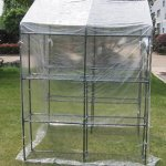 Deluxe-6-tier-Walk-In-Portable-Greenhouse-with-12-Shelves-and-Clear-PVC-Cover-0-1