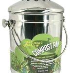 Eddingtons-Compost-Pail-Stainless-Steel-0