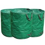 FLORA-GUARD-3-Pack-72-Gallons-Garden-Waste-Bags-Heavy-Duty-Compost-Bags-with-Handles-0
