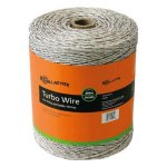 Gallagher-G62089-Turbo-Wire-Fence-2625-Feet-White-0