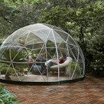 Garden-Dome-Igloo-12-Ft-Stylish-Conservatory-Play-Area-Greenhouse-or-Gazebo-0