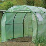Gardman-7624-Poly-Tunnel-with-Reinforced-Cover-and-Windows-11811-Long-x-7874-Wide-x-7480-High-0