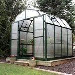 Grandio-Elite-8×12-Greenhouse-Kit-10mm-Twin-Wall-Polycarbonate-0-0