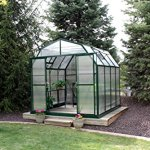 Grandio-Elite-8×8-Greenhouse-Kit-10mm-Twin-Wall-Polycarbonate-0-1