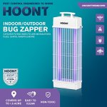 Hoont-Powerful-Electric-Indoor-Outdoor-Bug-Zapper-and-Fly-Zapper-Catcher-Killer-Trap–Protects-Up-to-15-Acre-Bug-and-Fly-Killer-Insect-Killer-Mosquito-Killer–For-Residential-and-Commercial-Use-0-1