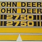 JD2750-Hood-Decal-Set-For-John-Deere-Tractor-2750-0