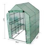 KARMAS-PRODUCT-Walk-in-Mini-Outdoor-Greenhouse-2-Tier-8-Shelf-Portable-Garden-Backyard-Patio-Plants-Tent-563L-x-563W-x-767H-0-1