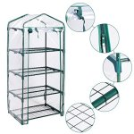 MD-Group-Greenhouse-Nursery-Plants-Growth-Outdoor-Portable-Mini-4-Shelves-Rust-resistant-0-0