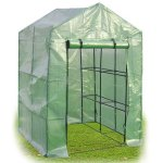 NEW-8-Shelves-Greenhouse-Portable-Mini-Walk-In-Outdoor-Green-House-2-Tier-Allow-more-sunlight-to-keep-plants-warm-and-good-for-the-growth-of-plants-0