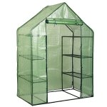 NEW-Portable-Mini-8-Shelves-Walk-In-Greenhouse-Outdoor-4-Tier-Green-House-0-0