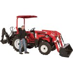NorTrac-35XT-35-HP-4WD-Tractor-with-Front-End-Loader-Backhoe-with-Turf-Tires-0-2