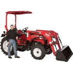 NorTrac-35XT-35-HP-4WD-Tractor-with-Front-End-Loader-With-Turf-Tires-0-2