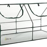 OGrow-Ultra-Deluxe-Compact-Outdoor-Seed-Starter-Greenhouse-Cloche-0
