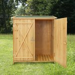 Outdoor-Wooden-Garden-Shed-Medium-Storage-Shed-Lockable-Storage-Unit-with-Double-Doors-0-1