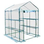 Outsunny-5-x-5-x-6-Portable-Walk-in-Garden-Steeple-Greenhouse-0