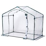 Outsunny-6-x-35x-5-Portable-Mini-Walk-In-Greenhouse-Flower-Plant-Gardening-0-2
