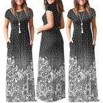 Paymenow-Clearance-Women-Summer-Maxi-Dress-Short-Sleeve-Loose-Floral-Print-Flowy-Maxi-Long-Dress-with-Pocket-0-1