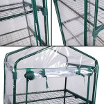 PierSurplus-23-ft-W-x-525-ft-H-4-Tier-Greenhouse-with-Transparent-PVC-Cover-and-Caster-Wheels-Product-SKU-GH070416-0-2