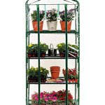 PierSurplus-23-ft-W-x-525-ft-H-4-Tier-Greenhouse-with-Transparent-PVC-Cover-and-Caster-Wheels-Product-SKU-GH070416-0