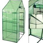 Planter-Walk-in-Portable-Greenhouse-Happy-Mini-8-4-Tier-Green-House-Walk-In-Shelves-Outdoor-New-0-1