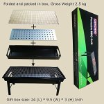 Portable-BBQ-Barbecue-Foldable-Camping-Picnic-Outdoor-Garden-Charcoal-BBQ-Grill-Party-0-1