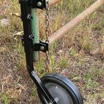RanchEx-102557-Tall-Gate-Wheel-for-High-Ground-Tube-Gates-Hardware-Included-0-1
