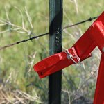 RanchEx-102567-T-Post-Puller-for-Removal-of-Studded-T-Posts-One-Person-Operation-Red-0-1