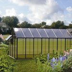 Riverstone-Industries-Monticello-MONT-16-BK-MOJAVE-8-x-16-Ft-Greenhouse-Black-Mojave-0