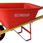 Seymour-WB-JRB-Childrens-Hight-Density-Poly-Tray-Wheelbarrow-with-Steel-Wheel-and-Solid-Rubber-Tire-Boxed-0