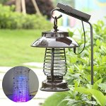 Solar-Powered-Outdoor-Insect-Killer-by-ABRAMZ-Outdoor-Garden-Solar-Powered-Electricity-Mosquitoes-Moths-Flies-Killer-Lamp-LED-Lantern-with-Trap-Lamp-Light-0