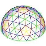 Sonostar-Hub-Geodesic-4V-12-PVC-Standard-Hub-Only-Scaleable-Dome-Connector-Kit-White-0