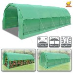 Strong-Camel-Greenhouse-246-X10-X-7-Portable-Walk-In-Outdoor-Plant-Gardening-Hot-Green-House-with-ABS-Snap-Clamp-0