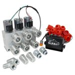 Summit-Hydraulics-Hydraulic-Multiplier-Kit-3-Circuit-Selector-Valve-Including-Couplers-Switch-Box-Control-0
