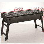 TYWJ-Drawer-Portable-Charcoal-GrillHome-Garden-Barbecue-Cookouts-Bbq-For-Camping-Hiking-Grill-0-0