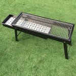 TYWJ-Drawer-Portable-Charcoal-GrillHome-Garden-Barbecue-Cookouts-Bbq-For-Camping-Hiking-Grill-0-1