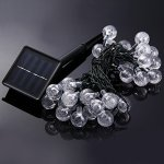 TechCode-LED-Outdoor-Lighting-String-Lights-Solar-Powered-Fairy-Lamp-for-Garden-Home-Landscape-Holiday-Decorations-0-2