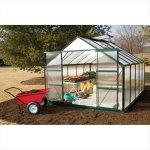 TekSupply-103993AZ-Medium-II-Backyard-Hobby-Greenhouse-9-ft-1-in-W-x-7-ft-3-in-H-x-12-ft-2-in-L-with-Base-0