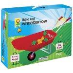 Toysmith-Little-Red-Metal-Wheelbarrow-0-0