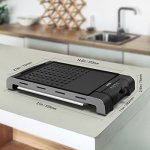 UnbrandGreat-supply-Electric-Grill-Griddle-Indoor-Barbecue-Hotplate-Non-stick-Table-Top-1120W-0-2