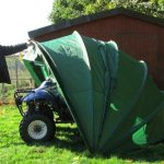 Up-and-over-outdoor-storage-shelter-tent-the-HideyHood-180-0-2
