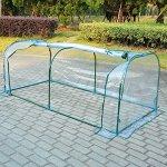 totoshop-7x3x3-Greenhouse-Mini-Portable-Gardening-Flower-Plants-Yard-Hot-House-Tunnel-0